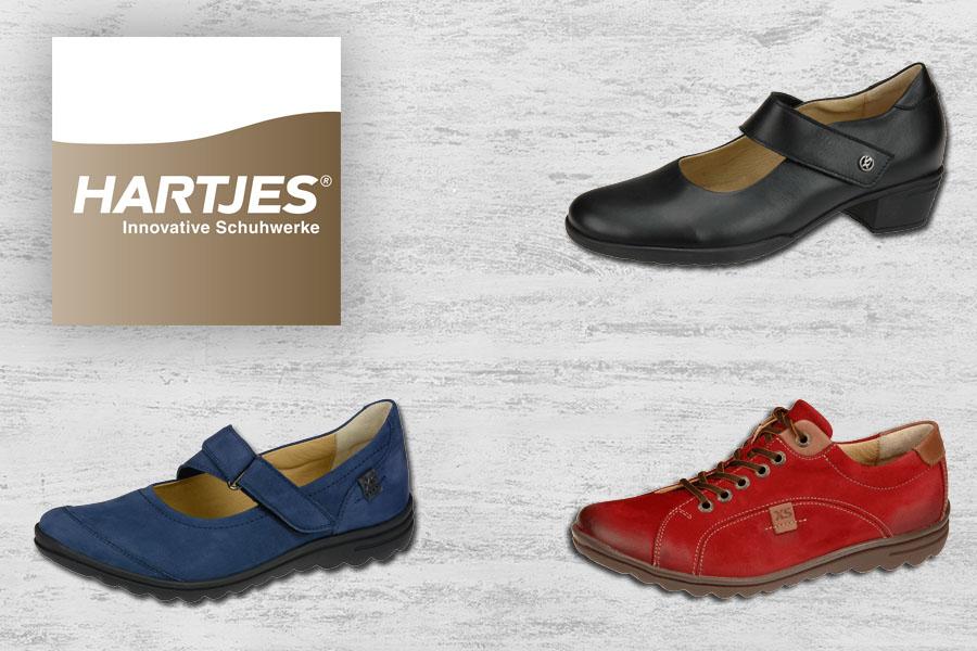 Hartjes cipők